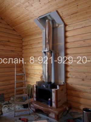 Обязательная термоизоляция деревянных стен ...