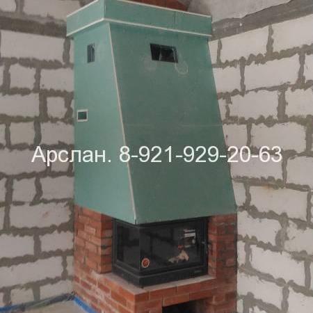 Камин, Белоостров 2017 0005