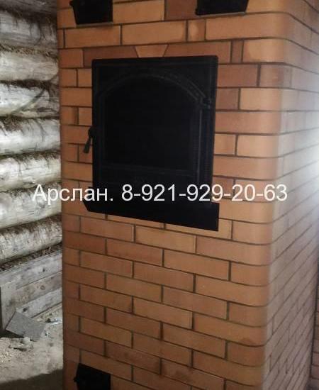 Печь-камин Nordflam Verdo, Пушкин 2016 0008